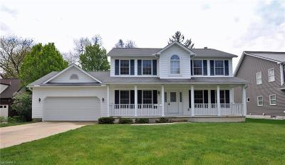 Bay Village, Rocky River Single Family Home For Sale: 24139 Lake Rd