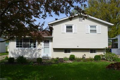 Single Family Home Sold: 6052 Gilmere Dr