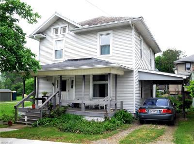 Cambridge Single Family Home For Sale: 302 North 5th St