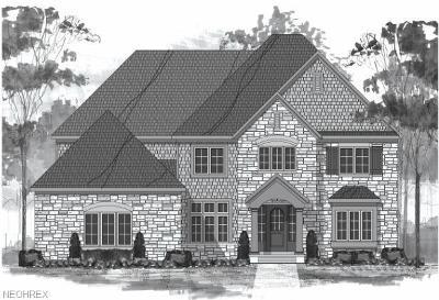 Westlake Single Family Home For Sale: S/L 52 Bur Oak Dr