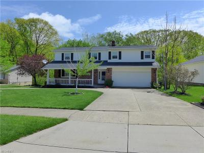 Seven Hills Single Family Home For Sale: 7195 Laura Lee Ln