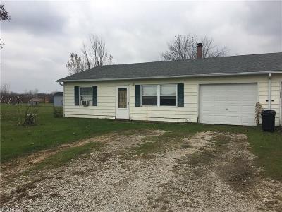 Ashtabula County Multi Family Home For Sale: 1337 Jones Rd
