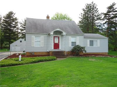 Richmond Heights Single Family Home For Sale: 506 Trebisky Rd