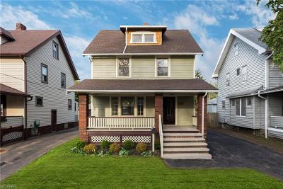 Cleveland Single Family Home For Sale: 1275 West 89th St