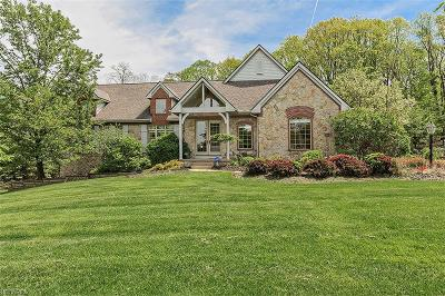 Cuyahoga County Single Family Home For Sale: 9035 Ledgemont Dr