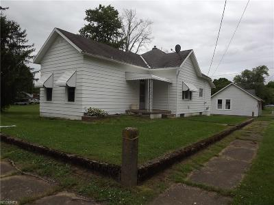 Single Family Home For Sale: 3070 5th St