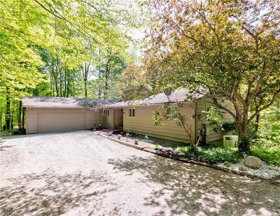 Geauga County Single Family Home For Sale: 14483 West Ridge Dr