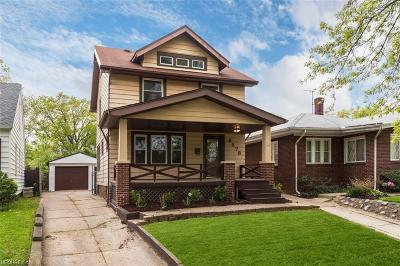 Single Family Home For Sale: 3278 West 129th St