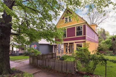 Cleveland Single Family Home For Sale: 1885 West 47th St