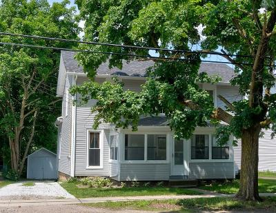 Madison Single Family Home For Sale: 50 River St