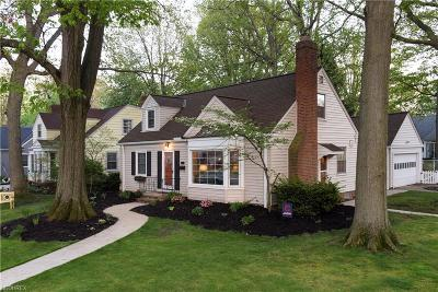 Bay Village Single Family Home For Sale: 26741 Midland Rd