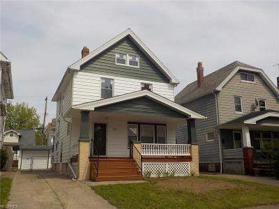 Single Family Home For Sale: 3437 West 126th St
