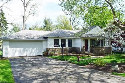 Painesville Single Family Home For Sale: 95 Bryn Mawr Dr