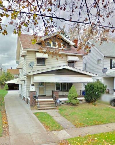 Cleveland Single Family Home For Sale: 11008 Fortune Ave
