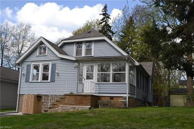 Willoughby Single Family Home For Sale