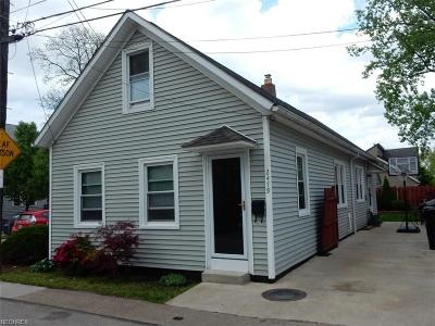 Cleveland Single Family Home For Sale: 2479 Thurman