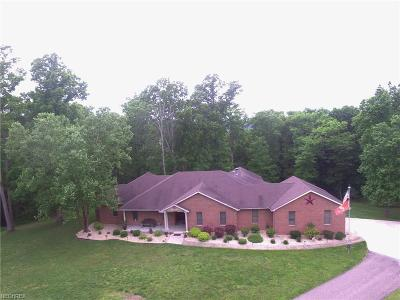Belpre Single Family Home For Sale: 100 First Court