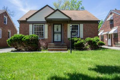 Cleveland Single Family Home For Sale: 4404 West 146 St