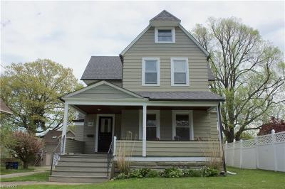 Single Family Home Sold: 1473 Lakewood Ave