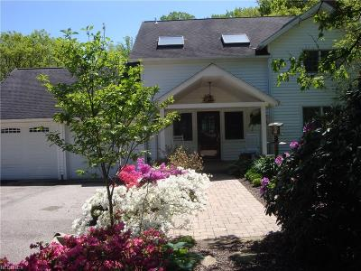 Geauga County Single Family Home For Sale: 7197 Brooklane Rd