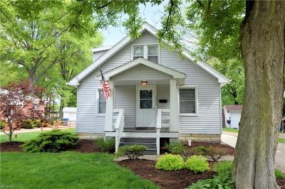 North Olmsted Single Family Home For Sale: 23948 Elm Rd