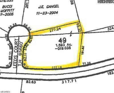 Residential Lots & Land For Sale: V/L 49 Carlisle Way