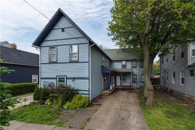 Cleveland Multi Family Home For Sale: 2197 West 32nd St