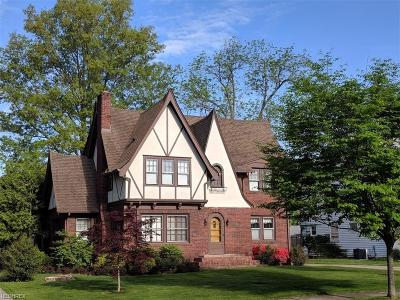 Summit County Single Family Home For Sale: 592 Crestview Ave