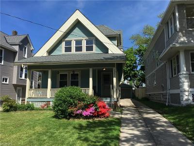 Lakewood Single Family Home For Sale: 1351 Ethel Ave