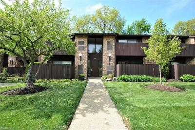 Cleveland Heights Condo/Townhouse For Sale: 3245 Mayfield Rd #12