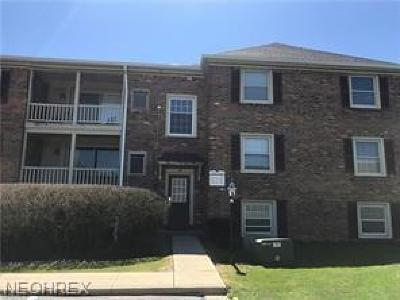 Lyndhurst Condo/Townhouse For Sale: 5812 Tiffany Ct