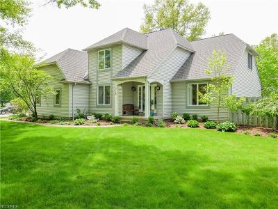 Avon Lake Single Family Home For Sale: 714 Wedgewood Dr
