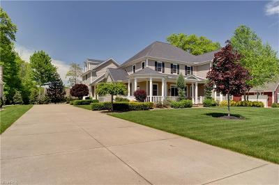 Poland Single Family Home For Sale: 6616 Ridgely Dr