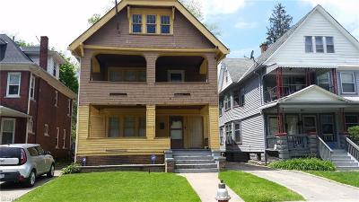 Cleveland Multi Family Home For Sale: 690 East 99th St