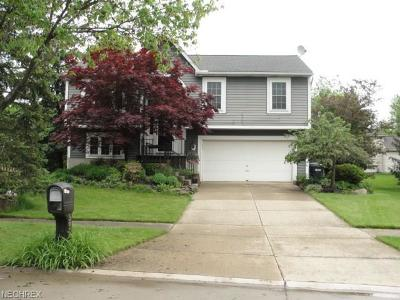 Single Family Home For Sale: 9784 Grist Mill Run
