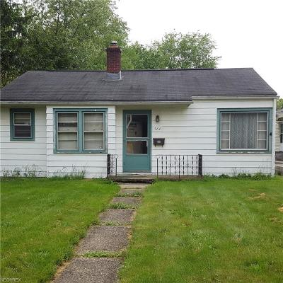 Summit County Single Family Home For Sale: 564 East Glenwood Ave