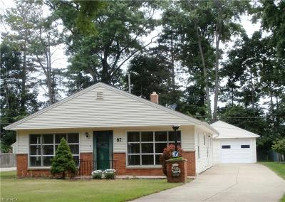 Timberlake Single Family Home For Sale
