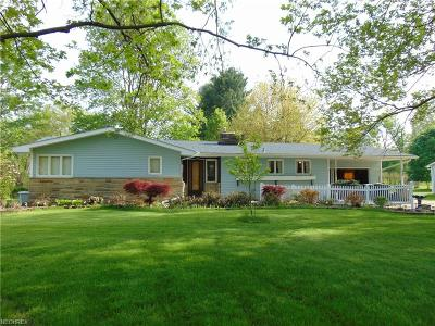 North Ridgeville Single Family Home For Sale: 39261 Burns Rd
