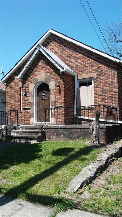 Cleveland Single Family Home For Sale: 7011 Hosmer Ave