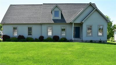 Youngstown Single Family Home For Sale: 1214 Cross Dr