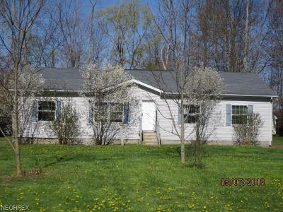 Madison Single Family Home For Sale: 950 Dock Rd