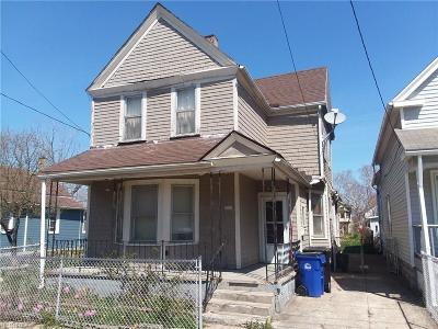 Cleveland Single Family Home For Sale: 5003 Hamm Ave