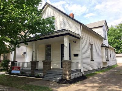 Cleveland Single Family Home For Sale: 3719 East 52nd St