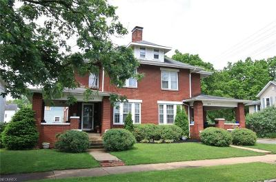 Licking County Multi Family Home For Sale: 353 Hudson Ave