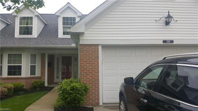 Eastlake Condo/Townhouse For Sale: 292 Heather Ln