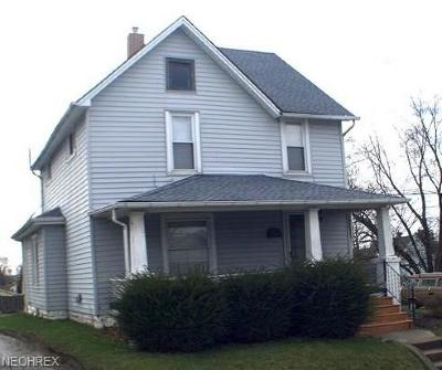 Girard Single Family Home For Sale: 111 Churchill