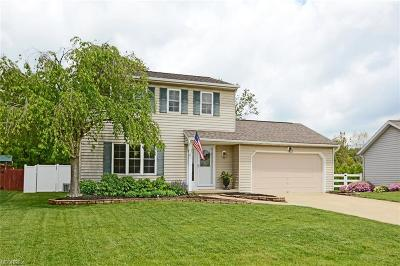 Single Family Home For Sale: 9676 Grist Mill Run