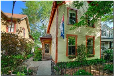 Cleveland Single Family Home For Sale: 2816 Bridge Ave