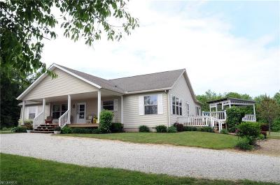 Guernsey County Single Family Home For Sale: 74220 Broadhead Rd