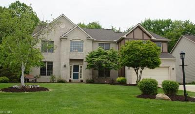 Strongsville OH Single Family Home Sold: $345,000